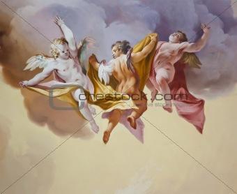 fresco ettal