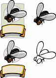 Organic Housefly Design
