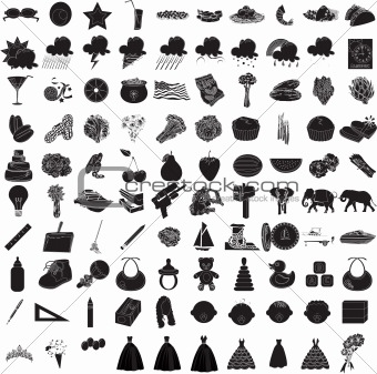 100 Icon Set 3