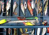 Set of fishing equipment
