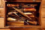 srtist hand tools for handcraft works