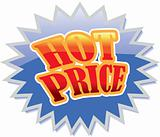 Hot Price sign
