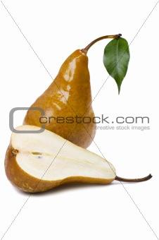 Cutting pear