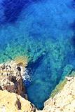 mediterranean sea Barbaria cape Formentera