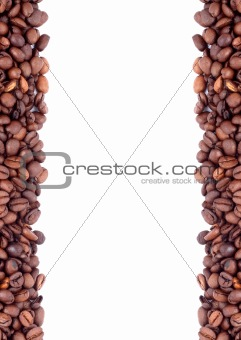 Background of coffee bean