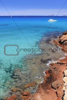 Cala Saona Formentera Balearic Islands