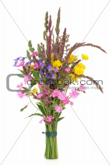Wild Flower Posy