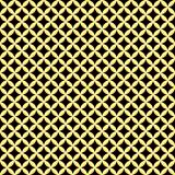 Black and golden seamless pattern