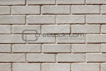 precast concrete white bricks brickwall wall