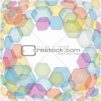 Background abstract colorful