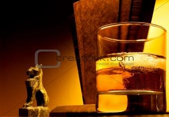 Art Deco Whiskey
