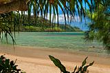 Anini Beach - Kauai Hawaii