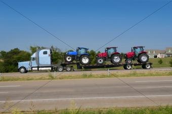 a big truck lorry