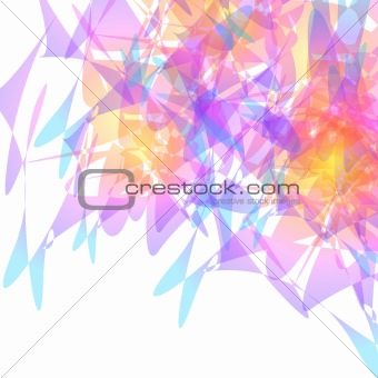Abstract Brochure Background or Business Card