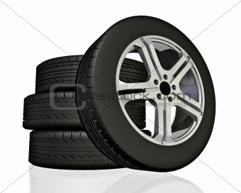 Car wheels