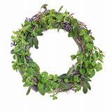 Herb Leaf Garland