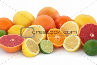 Citrus Fruit Selection