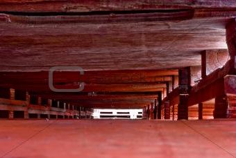 Box tunel