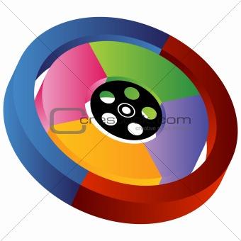 3D Entertainment Wheel
