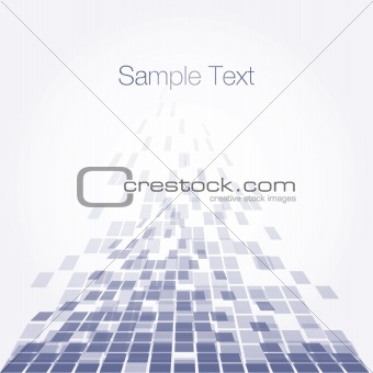 Abstract Background Banner