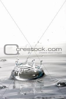 Clear Water Splash