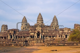 Ancient Angkor Wat