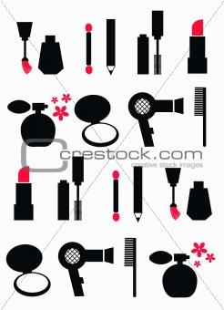 cosmetic pattern