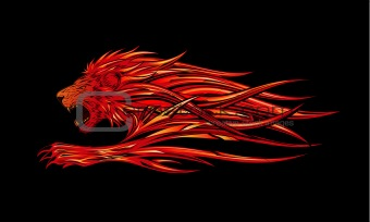 Flaming Lion