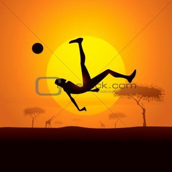 africa champion kick