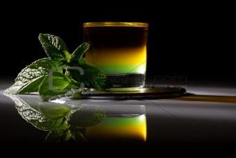 Mint shot