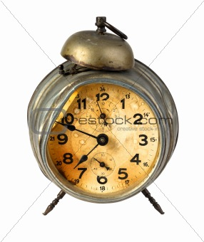 antique alarmclock