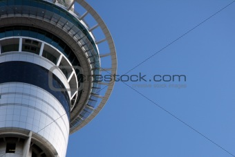Sky Tower, Auckland, New Zealand