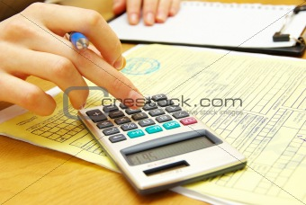 calculating bills
