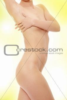 Nude body