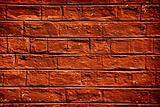 Brick wall texture