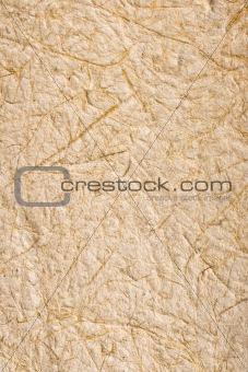 Handmade rice paper texture