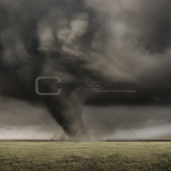 Powerful Tornado