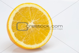 Single section of Lemon