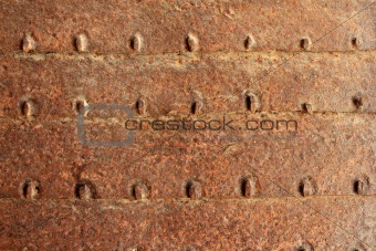aged old rusty door antique detail texture macro