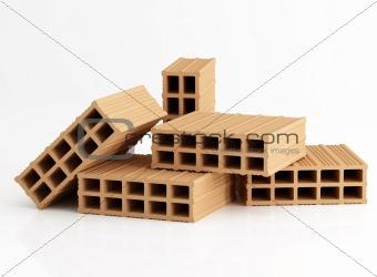 five brick ten holes