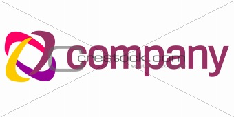 Company abstract logo
