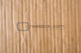 Old cardboard texture.