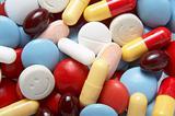 drug closeup