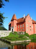 Beautiful czech castle
