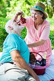 Senior Picnic - Romance