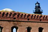 Walls of Fort Jefferson