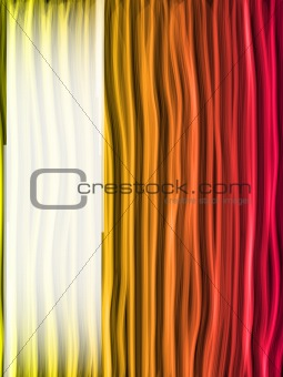 Abstract Red and Yellow Lines Background