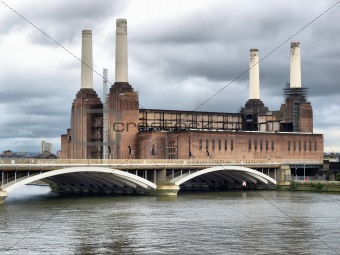 Battersea Powerstation, London