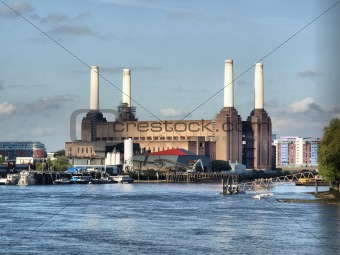 Battersea Powerstation, London