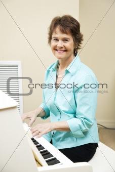 Church Pianist